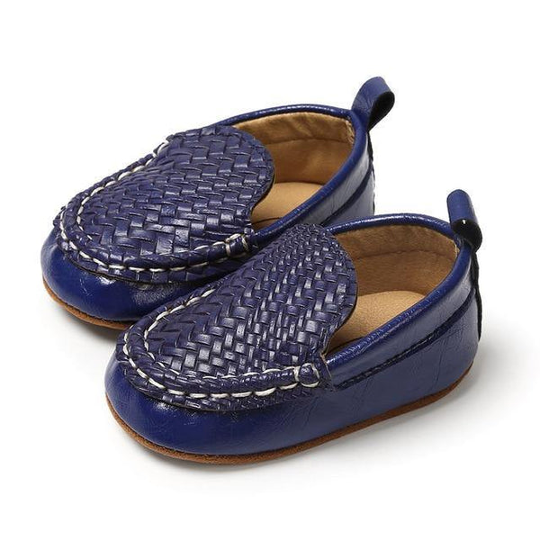 Flat Moccasin baby Shoes - tinyjumps