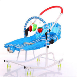 MumOnWheels™ Baby Cradle Rocking Chair - tinyjumps