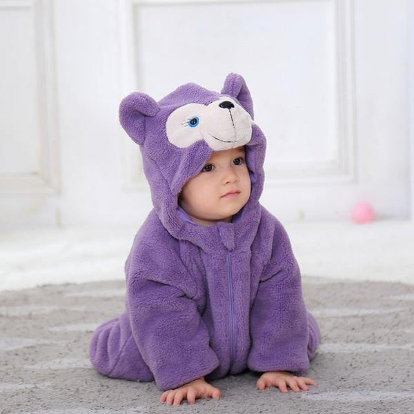 Share Bear Baby Onesie - tinyjumps