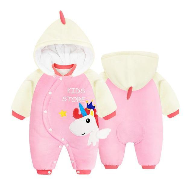 Soft Plush Character Jumpsuit - tinyjumps