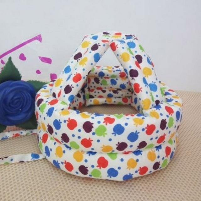 Toddlers' Anti-collision Protective Hat - tinyjumps