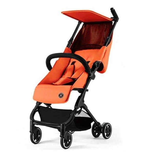 BabyWheeler Portable Baby Stroller with Free Bag - tinyjumps