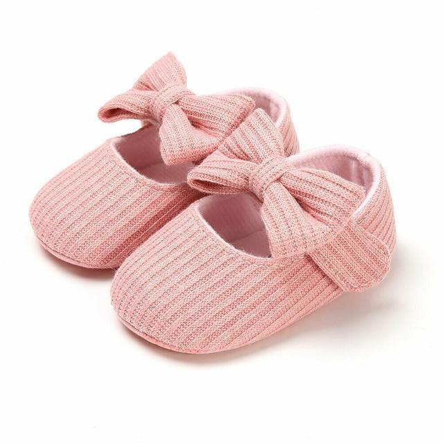 Princess Bow shoes - tinyjumps