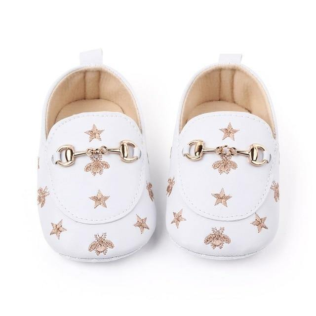 Fashionable Starry Shoes - tinyjumps