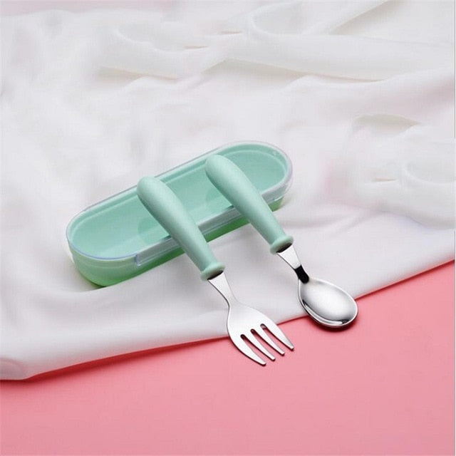 Cutlery Set for Kids - tinyjumps