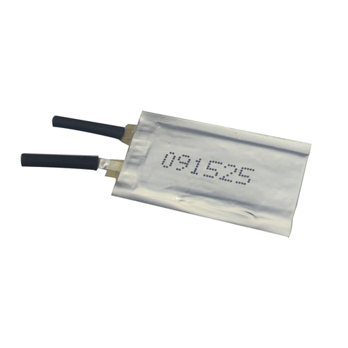 Smallest Thin battery 091525 15mah