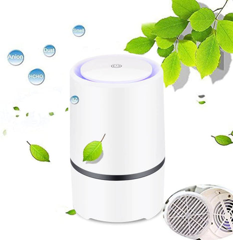Air Purifier for Home with Filters, 2020 Upgraded Design Low Noise Air Purifiers