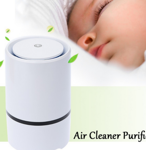 Image of Air Purifier for Home with Filters, 2020 Upgraded Design Low Noise Air Purifiers