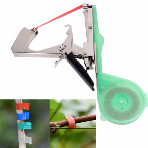 Tying Machine For Plants And Vegetables.