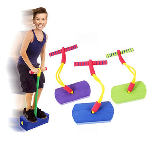 Pogo Stick Jumping Shoes