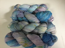 Load image into Gallery viewer, Fingering Weight Glitter Base Yarn - Dawn's Early Light