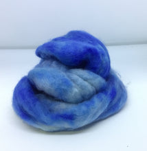 Load image into Gallery viewer, Top - Hand Dyed BFL Top - one ounce - Heavenly Shades