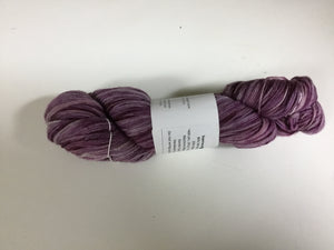 Fingering Weight Plied Yarn - Grape Frost