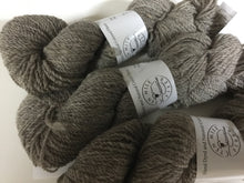 Load image into Gallery viewer, Bulky Weight Shetland Yarn - Natural Colored Gray