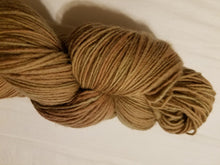 Load image into Gallery viewer, Fingering Weight Superfine Single Superwash Merino Yarn - Naturally Dyed Madder