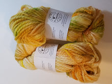 Load image into Gallery viewer, Bulky Weight Superfine Superwash Merino Yarn - Sunny Day