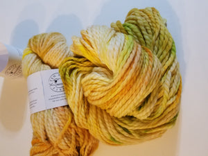 Bulky Weight Superfine Superwash Merino Yarn - Sunny Day