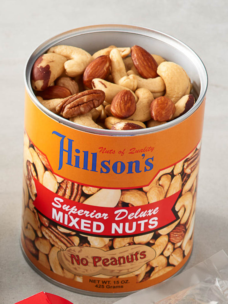 BOX Superior Deluxe Mix - Hillson Nut Company