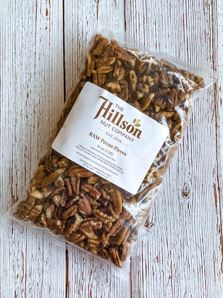 Pecans: Pieces - Hillson Nut Company