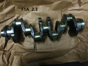 crankshaft 504049281、504018150、5801486982 504017281 for iveco F1A 2.3L engine - suonama
