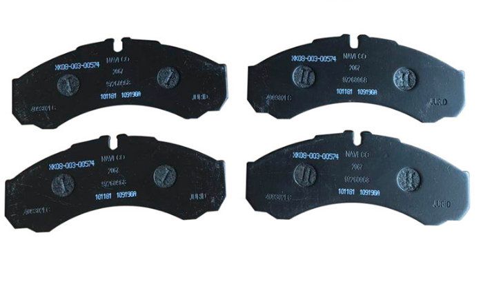 brake pads 99452231 97360352 1906401 for iveco daily - suonama