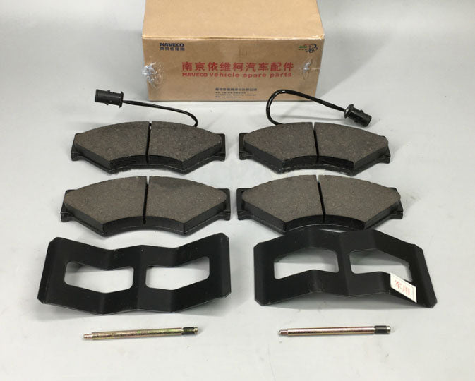 front brake pad 1906183 for iveco daily 4x4 - suonama