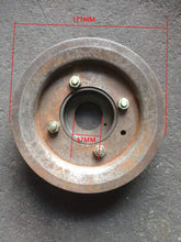 Load image into Gallery viewer, crankshaft pulley 2.8 for iveco daily 4X4