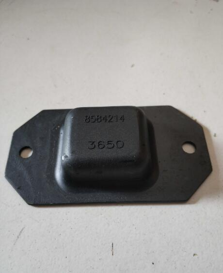 elastic cushion block 8584214 for iveco daily 4x4 - suonama