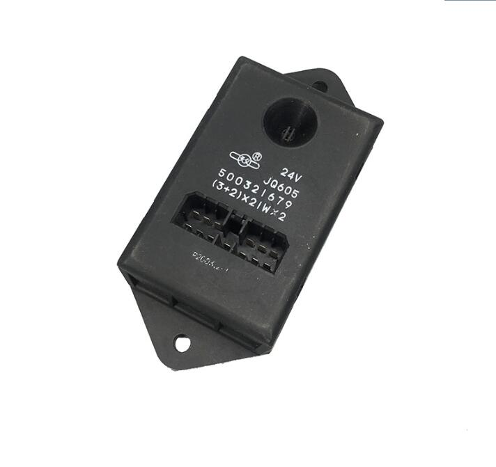 IVECO FLASHER RELAY 500321679 for iveco 4x4 VM90 - suonama