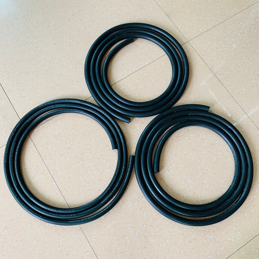 air conditioning pipe and pipe joint air conditiong parts  DIY