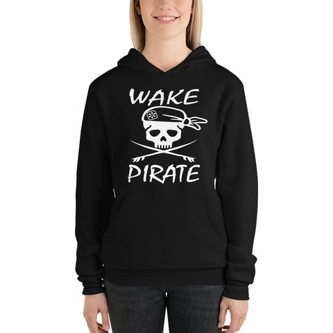 Wake Pirate™ Surf Hoodie- Women's