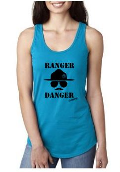 Ranger Danger! ™ Wake Tank - The Wakeboat Life