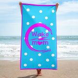 Wake Mom™ Surf Towel