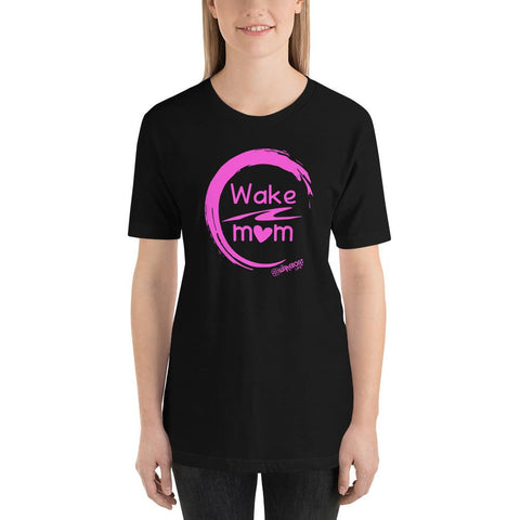 Wake Mom™ Boat Shirt- Pink - The Wakeboat Life