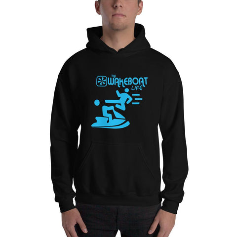 Kung-Fu YOU! Jetski™  Boat Hoodie - The Wakeboat Life