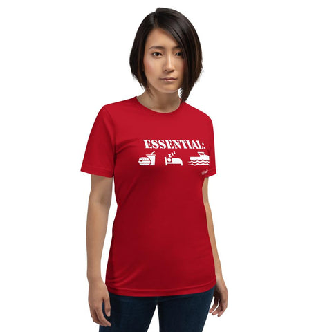 womens essential shirt