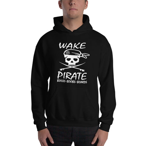 Wake Pirate™ Surf Hoodie - The Wakeboat Life
