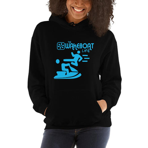 KUNG-FU YOU! JETSKI™ SURF HOODIE - The Wakeboat Life