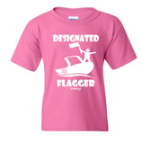 DESIGNATED FLAGGER™ YOUTH WAKESURF SHIRT