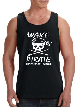 WAKE PIRATE™ BOAT TANK - The Wakeboat Life