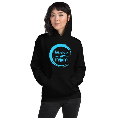 Wake Mom™ Boat Hoodie - The Wakeboat Life