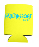 The Wakeboat Life Can Koozies