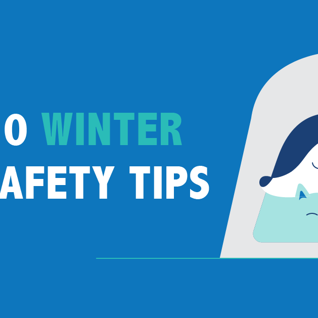 Winter safety tips for dogs and cats.