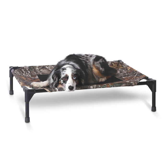 Original Pet Cot Realtree Edge, Medium