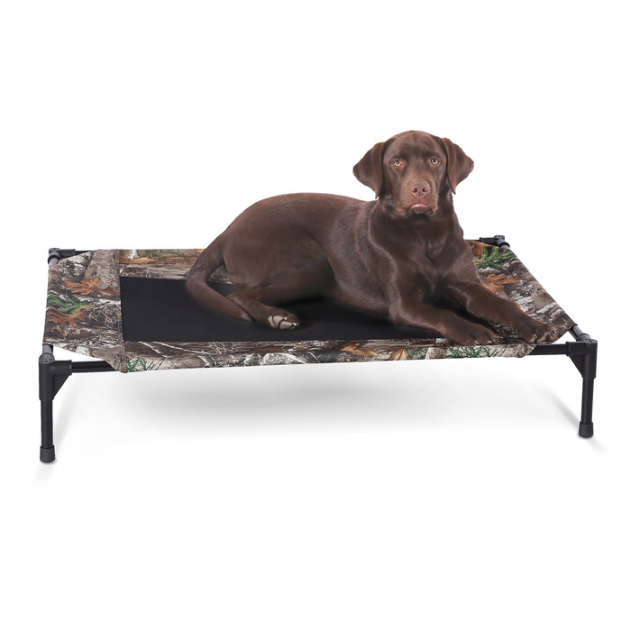 Original Pet Cot Realtree Edge, Large