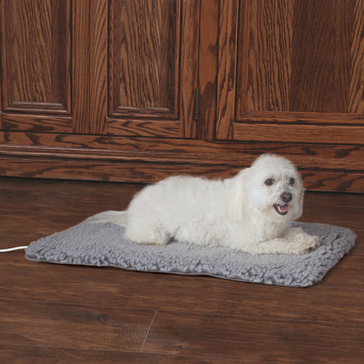 K&H Thermo-Plush Pad - Gray, Medium, Dog