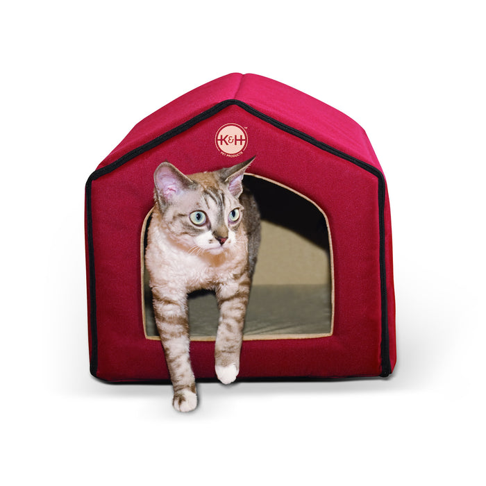 Indoor Pet House, Unheated