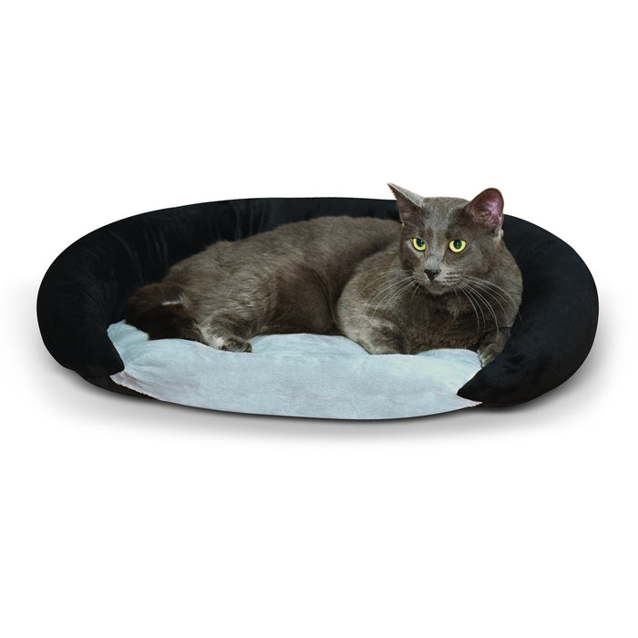 Self-Warming Bolster Bed