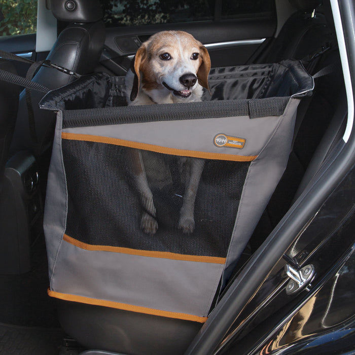 K&H Buckle N' Go Pet Seat - Small, Gray