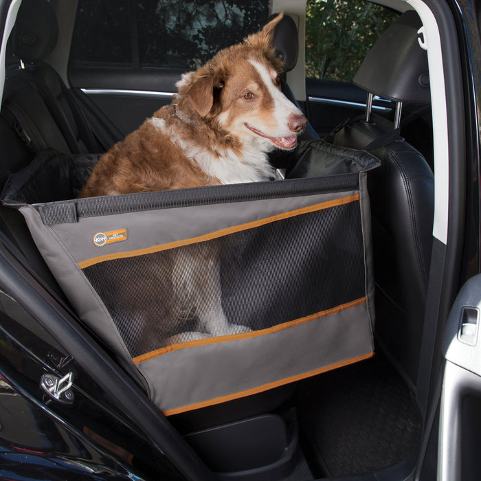 K&H Buckle N' Go Pet Seat - Large Gray